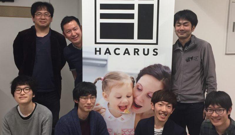 ハカルス最大派閥?! 機械学習チームのキックオフを開催