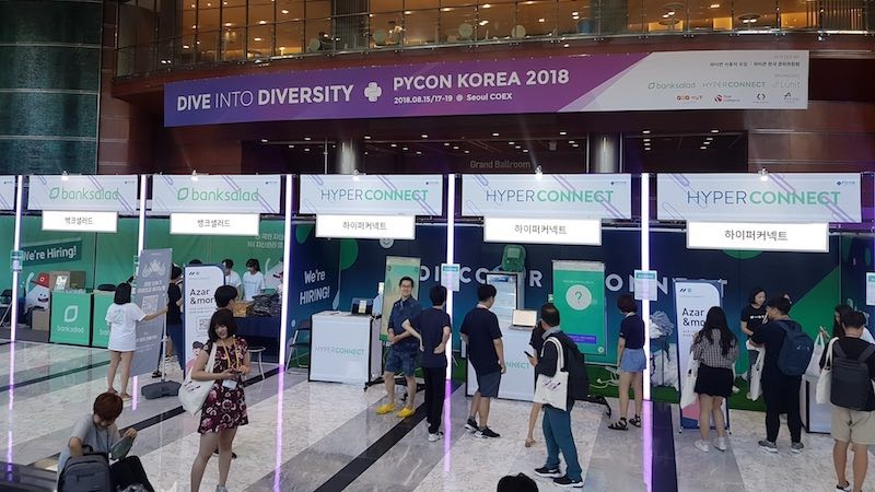 My PyCon Korea Experience