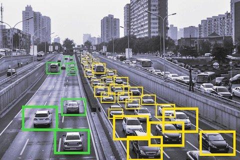 交通量の監視