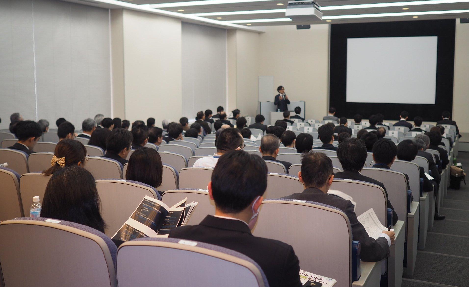 ハカルスCEOの藤原が神戸医療産業都市主催のイベントで登壇しました