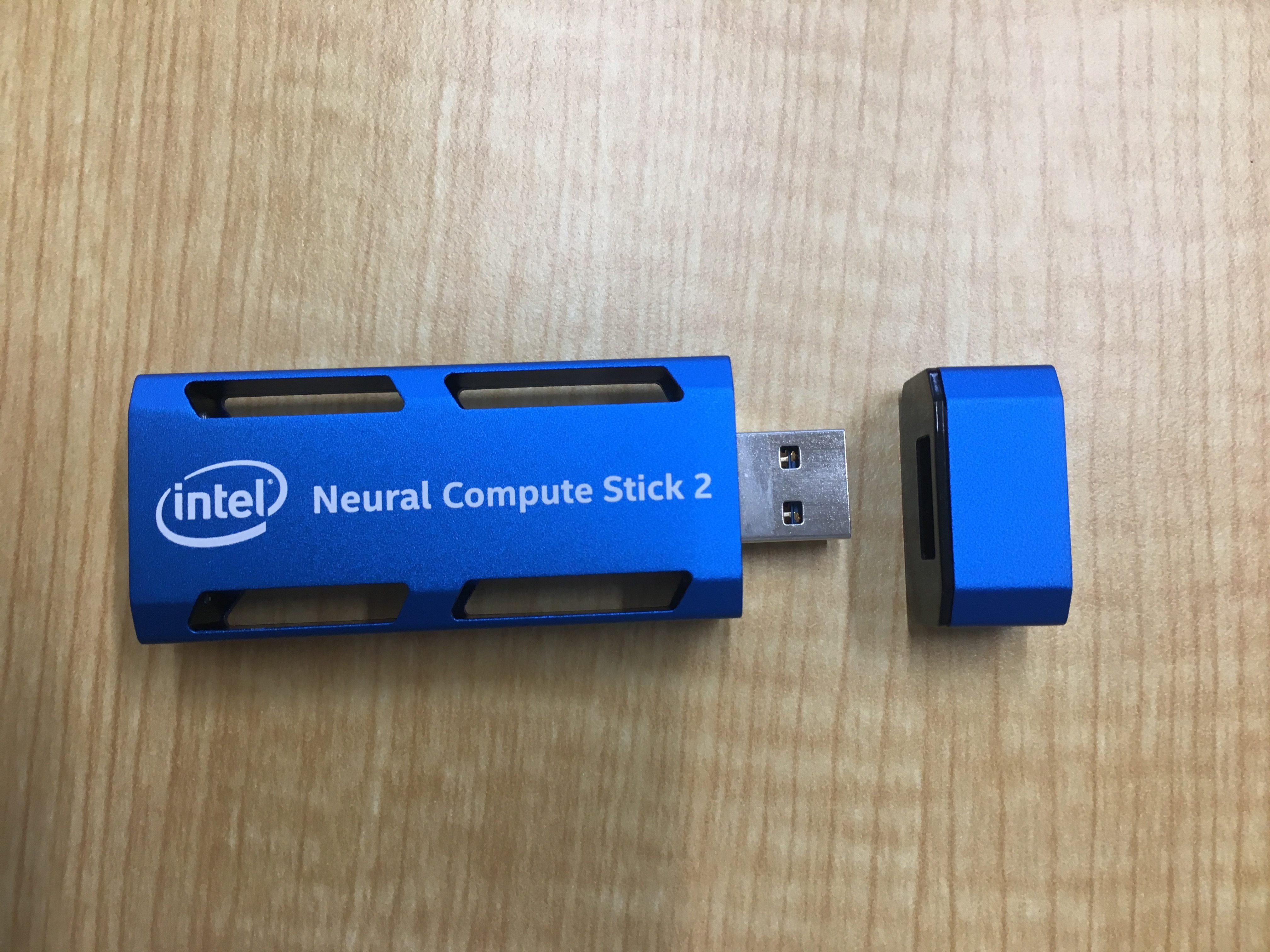 Neural Compute Stick 2 の速さを知る