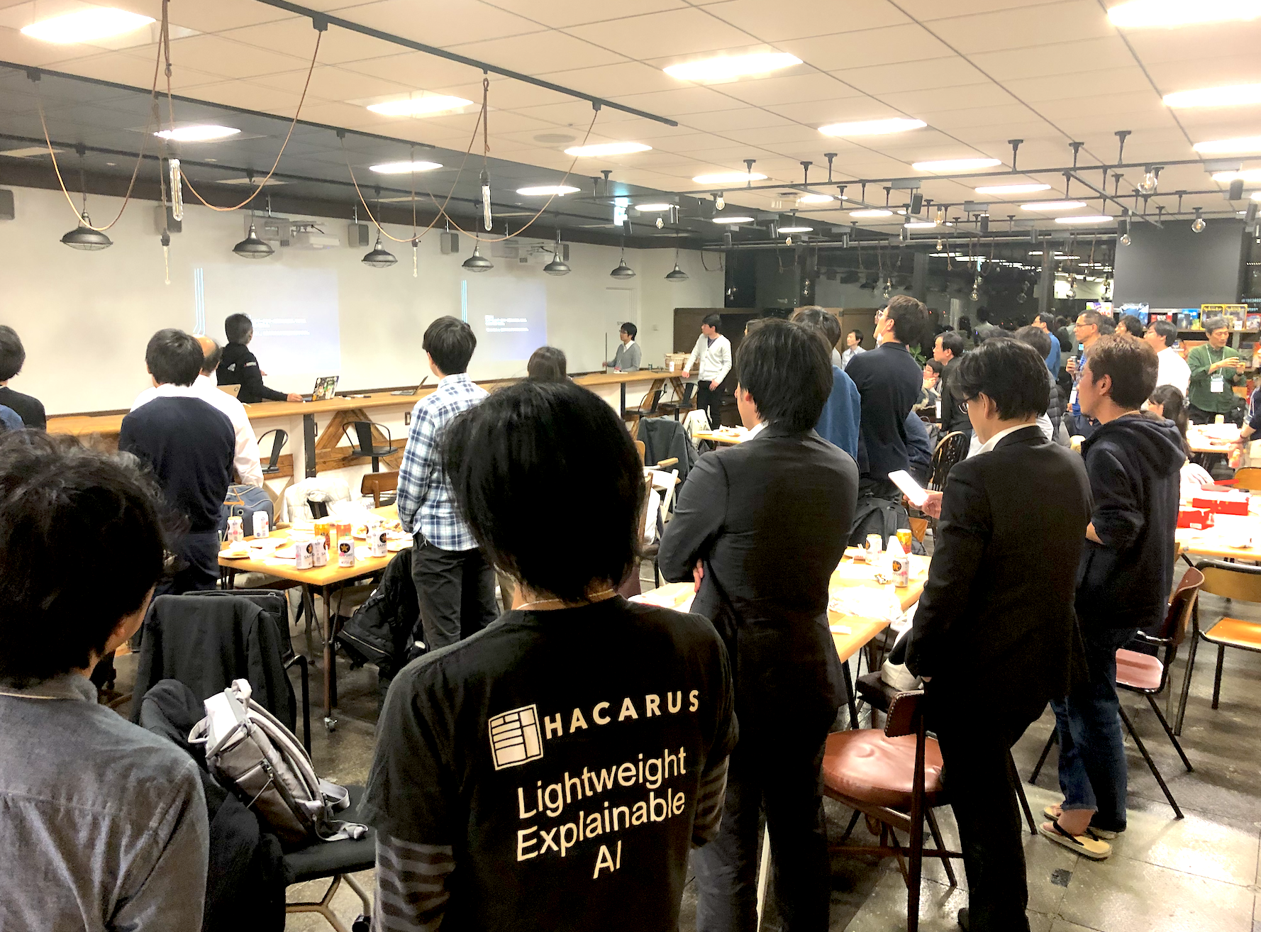 MACHINE LEARNING Meetup KANSAI #4 レポート