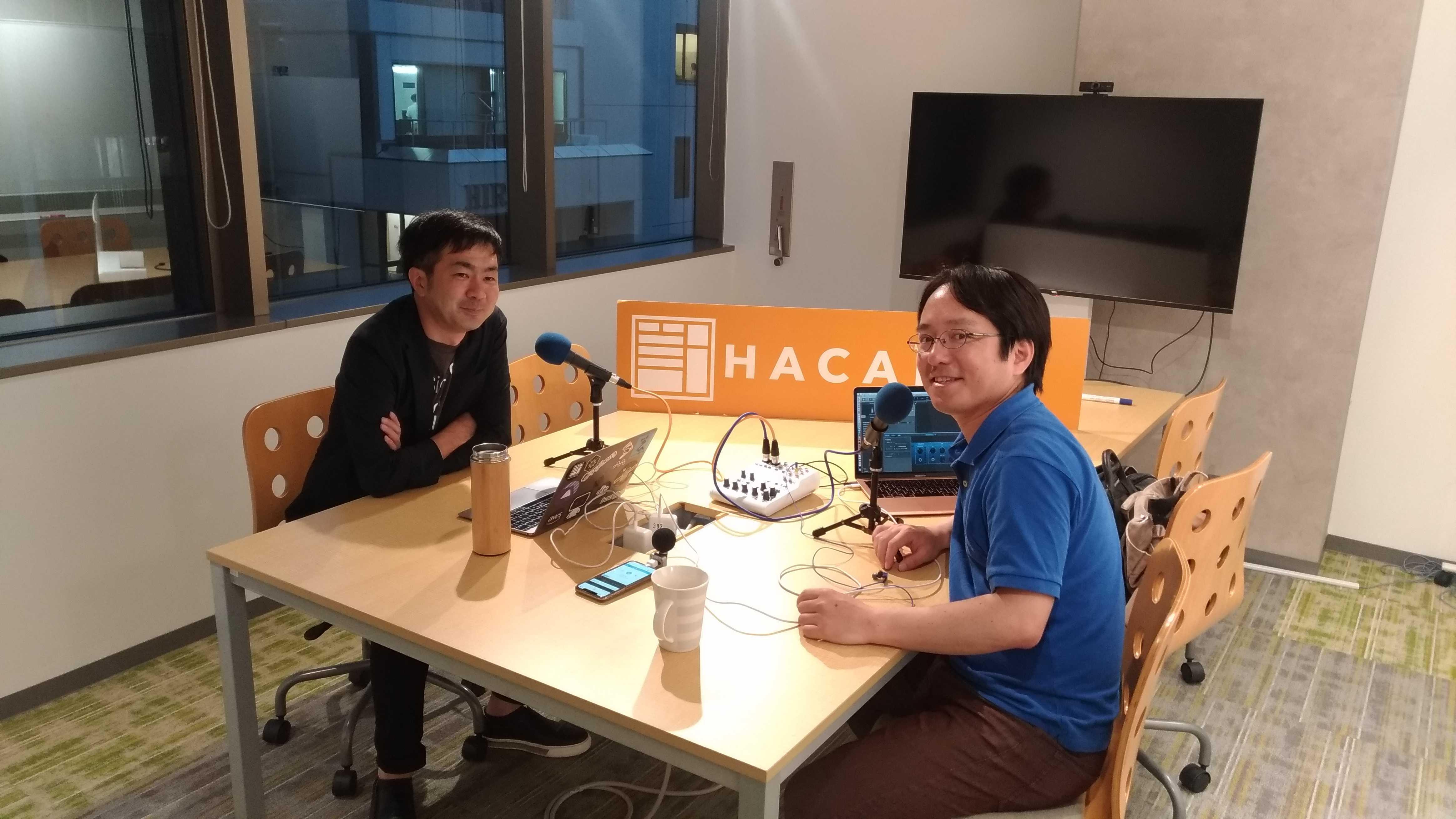 Hatena CEO, Yoshiomi Kurisu & Hacarus CTO, Takashi Someda Discuss The Need For Global Teams