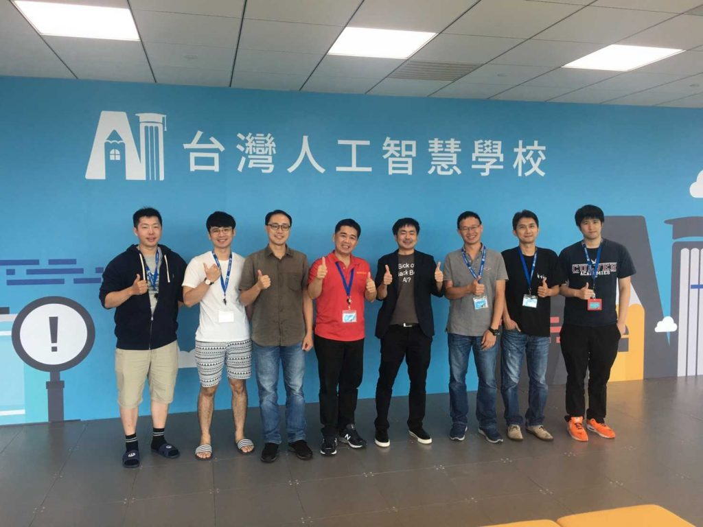 Hacarus In Taiwan: Takashi Someda (CTO) Spoke At The Taipei AI Academy On July 4th