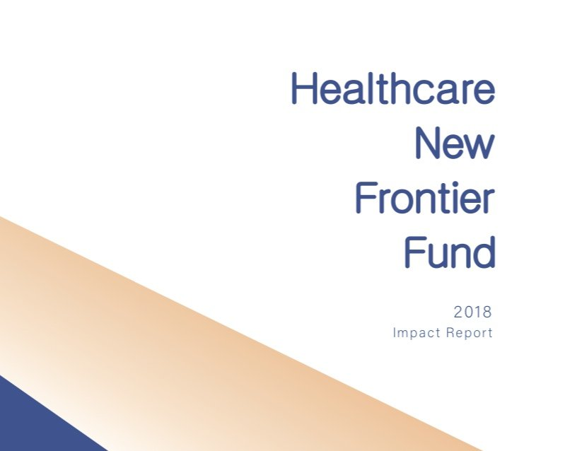 """Hacarus Featured In The """"Healthcare New Frontier Fund"""" Report"""