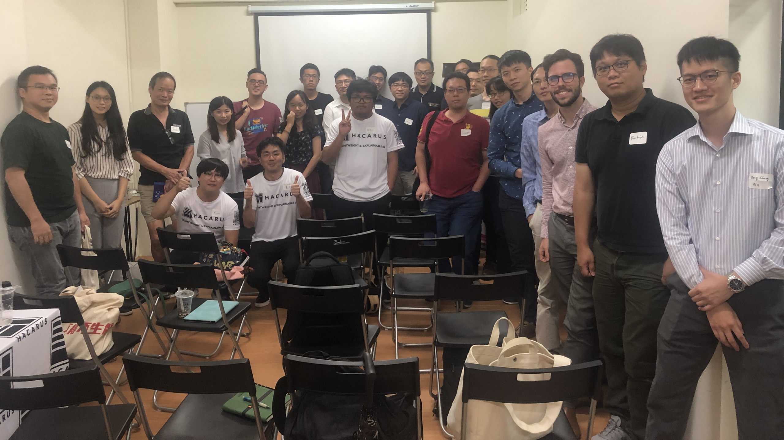Reflections From Hacarus Tech Meet-Up In Taiwan