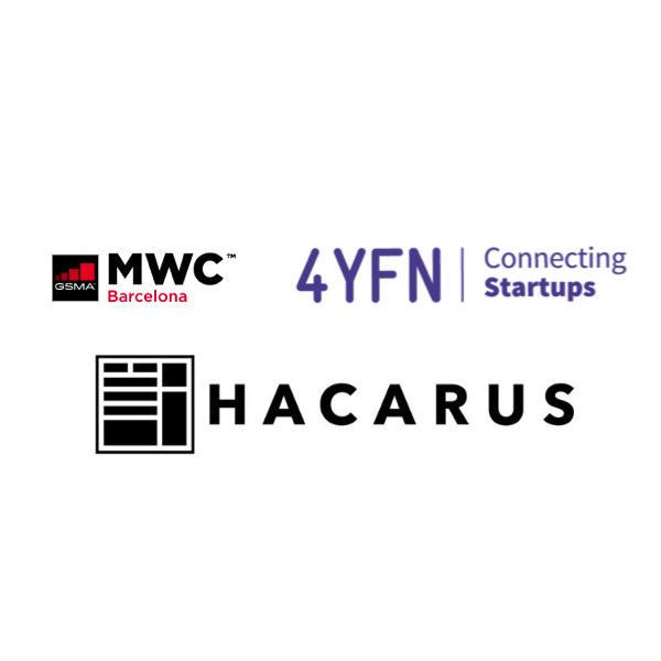 HACARUS At 4YFN & MWC Barcelona 2020