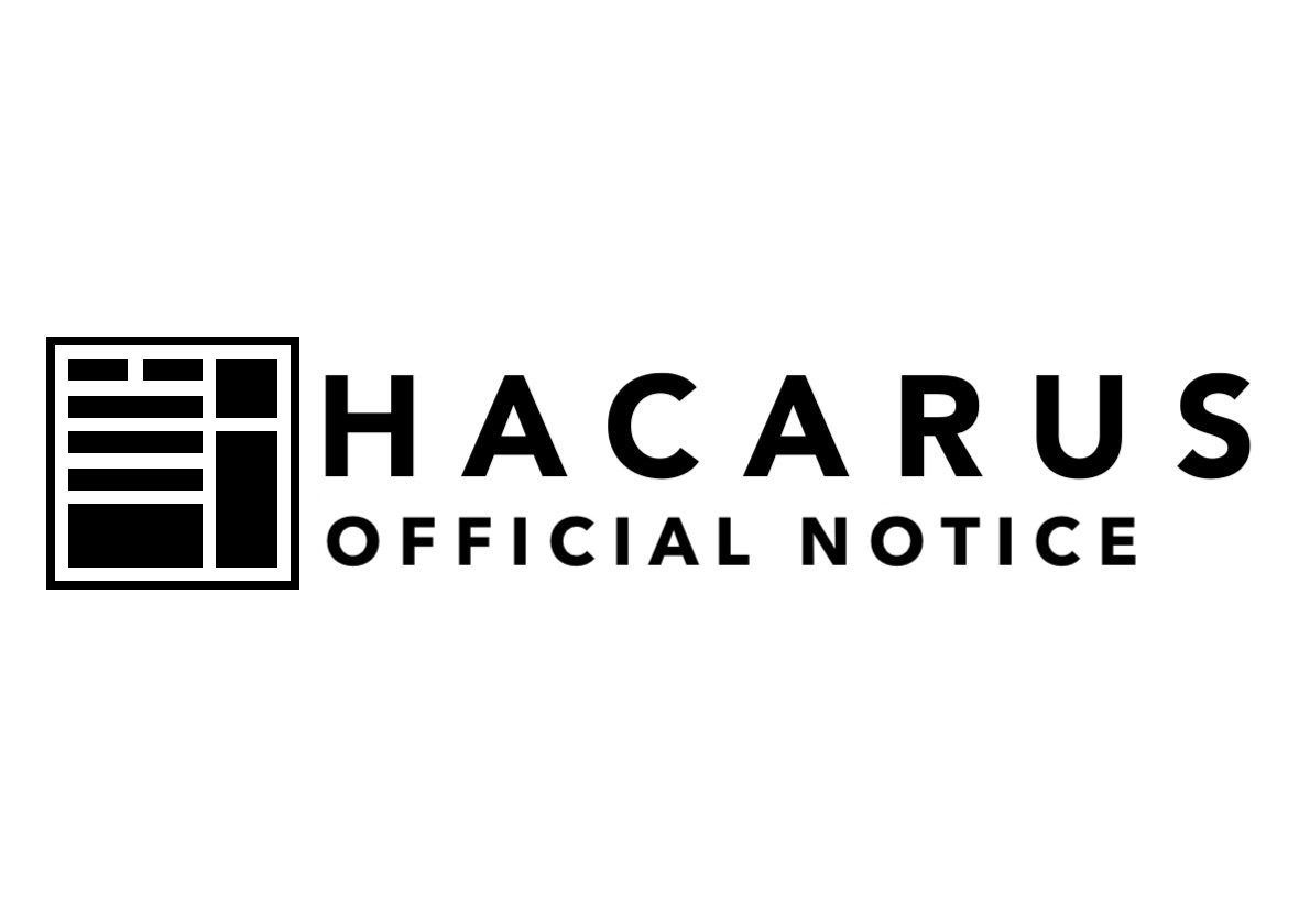 HACARUS Has Shifted To Fully Remote Work
