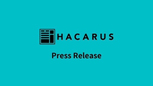 HACARUS Appoints Satoshi Kawaoto As Outside Audit & Supervisory Board Member